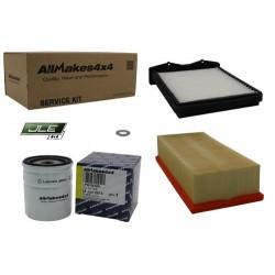 Kit filtration pour Freelander 1 1.8 essence