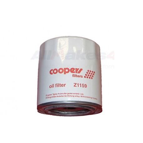 Filtre à huile COOPERS  D/TD/200/300Tdi/V8