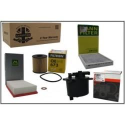 Kit filtration premier prix pour Freelander 2 2.2TD4/SD4