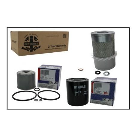 Kit filtration premier prix Defender 2.5 TD