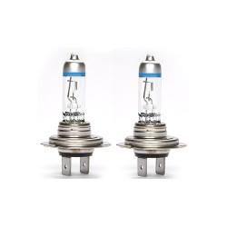 Paire d'ampoules  H7 Xenon (90% plus lumineuses)