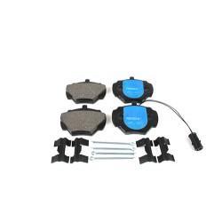 Plaquettes de frein arrière  FERODO Defender 90 300TDI/TD5/TD4, Discovery 300TDI/V8 et RRC