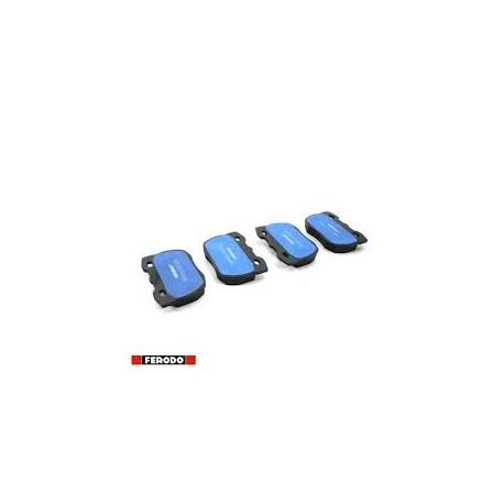 Mintex Avant Disque De Frein /& Plaquettes solide Rover 25 45 200