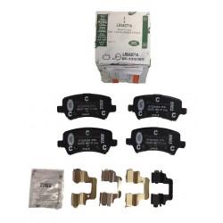 Plaquettes de frein arrière LAND ROVER - Range Rover Evoque