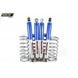 Kit suspension charge moyenne hauteur standard Terrafirma Pro Sport pour Defender 90, Discovery 1 et Range Rover Classic