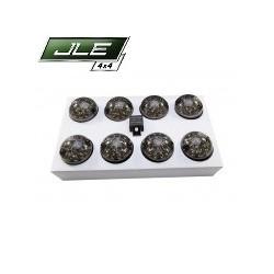 Kit feux à LED fumé pour Defender