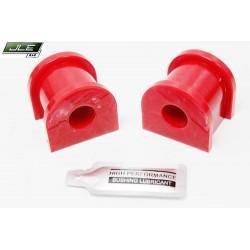 Silent blocs polyurethane Terrafirma pour barre stabilisatrice Arrière 25.4mm pour Defender 110/130