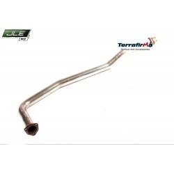 Descente d'échappement Terrafirma non catalysée pour Defender, Discovery 1 et Range Rover Classic 300 TDi de 1994 à 1998