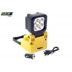 Lampe de travail portable 12v