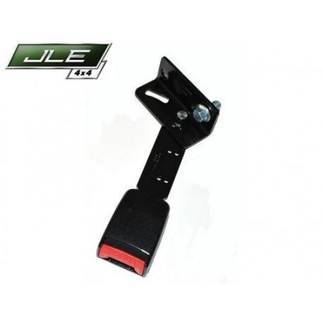 Boucle de ceinture de sécurité droite Defender TD5