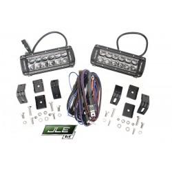 Paire de barres feux à LED Terrafirma