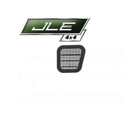 Grille latérale Land Rover admission d'air Defender