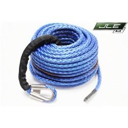 Corde synthétique bleu 27m x 10mm Terrafirma