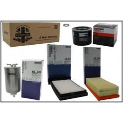 Kit filtration premier prix pour Freelander 1 2.0 DI