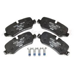 Plaquettes de frein arrière FERRODO Discovery 3, Range Rover L322, Range Rover Sport