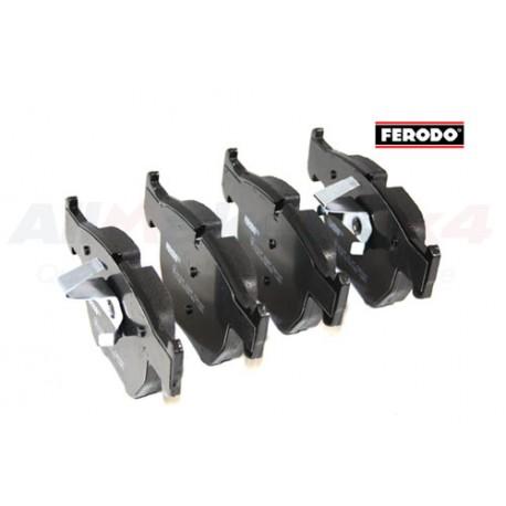 Plaquettes de frein avant FERODO - Range Rover L322