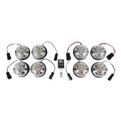 Kit de feux LED WIPAC Defender/Series toutes années