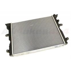 Radiateur premier prix pour Defender 90/110/130 TD5