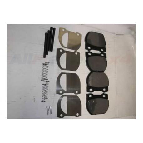 Plaquettes de frein arrière land rover- Defender 110/130 jusqu'a 2002