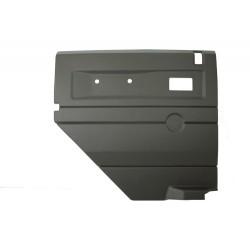 Garniture de porte gris foncé arrière gauche Defender
