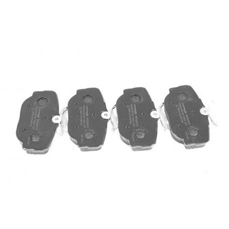 Plaquettes de freinarrière MINTEX pour P38etDiscovery 2