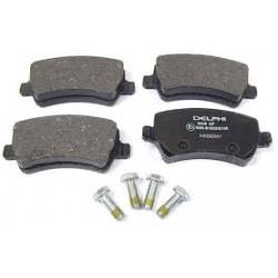 Plaquettes de frein arrière DELPHI - Range Rover Evoque