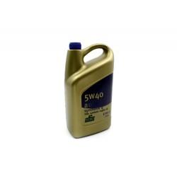 Huile moteur Rock Oil 5W-40 bidon de 5 litres