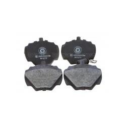 Plaquettes de frein arrière  premier prix Defender 90 300TDI/TD5/TD4, Discovery 300TDI/V8 et RRC